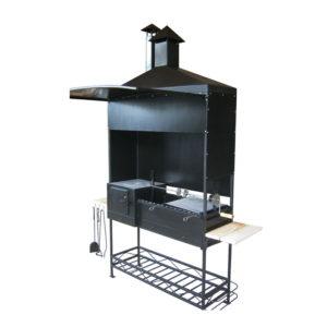 Мангал-печь-МП2
